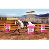 Breyer Barrel Racing Set from Blain's Farm and Fleet