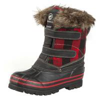 Tamarack Girls'  Plaid Pac Boots from Blain's Farm and Fleet