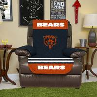 Pegasus Home Fashions Chicago Bears Reversible Slipcover from Blain's Farm and Fleet