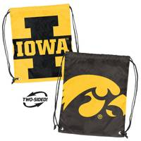 Logo Chairs Iowa Hawkeyes Doubleheader Backsack from Blain's Farm and Fleet