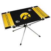 Coleman University of Iowa Tailgate Table from Blain's Farm and Fleet