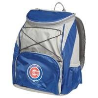 Picnic Time Chicago Cubs PTX Backpack Cooler from Blain's Farm and Fleet