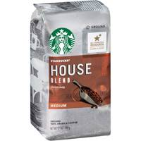 Starbucks Medium House Blend Ground Coffee from Blain's Farm and Fleet