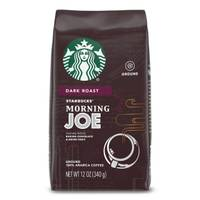 Starbucks Dark Morning Joe Ground Coffee from Blain's Farm and Fleet