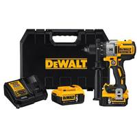 DEWALT 20V Max XR Lithium Ion Brushless 3-Speed Hammerdrill Kit from Blain's Farm and Fleet