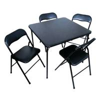 Plastic Development Group 5-Piece Card Table and Chair Set from Blain's Farm and Fleet