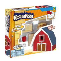 Kustom Wood BirdHouse Kit Assortment from Blain's Farm and Fleet