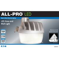 All Pro LED Area Light with Replaceable Photo Cell from Blain's Farm and Fleet