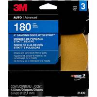 3M Standing Discs with Stikit from Blain's Farm and Fleet