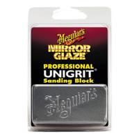 Meguiar's Mirror Glaze Unigrit Sanding Block from Blain's Farm and Fleet