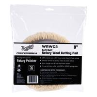 Meguiar's Soft Buff Rotary Wool Cutting Pad from Blain's Farm and Fleet