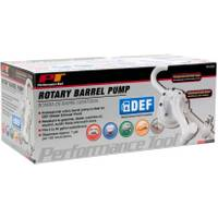 Performance Tool DEF Rotary Barrel Pump from Blain's Farm and Fleet