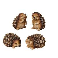 Gerson International Resin Hedgehog Figurine Assortment from Blain's Farm and Fleet