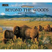 Lang Beyond The Woods 2017 Wall Calendar from Blain's Farm and Fleet
