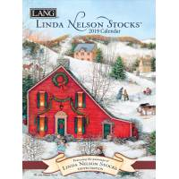 Lang Linda Nelson Stocks 2017 Monthly Pocket Planner from Blain's Farm and Fleet