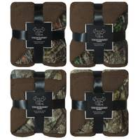 Northpoint Trading True Timber Sherpa Throw Assortment from Blain's Farm and Fleet