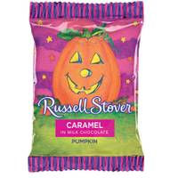 Russell Stover 1 oz Caramel Pumpkin from Blain's Farm and Fleet
