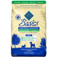 Blue Buffalo Life Protection Basics Limited Ingredient Grain Free Adult Dog Food from Blain's Farm and Fleet