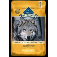 Blue Buffalo Wilderness 24 lb Grain Free Healthy Weight Adult Dog Food from Blain's Farm and Fleet