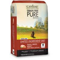 Canidae Grain Free Pure Fields Small Breed Formula Dog Food from Blain's Farm and Fleet