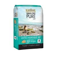 Canidae Grain Free Pure Sea Salmon Dog Food from Blain's Farm and Fleet