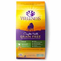 Wellness 12 lb Grain-Free Lamb Adult Dog Food from Blain's Farm and Fleet