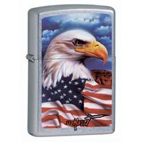 Zippo Mazzi American Eagle Lighter from Blain's Farm and Fleet
