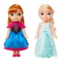 Disney Frozen Toddler Doll Assortment from Blain's Farm and Fleet