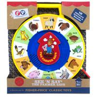 Fisher-Price See 'N Say Farmer Says from Blain's Farm and Fleet