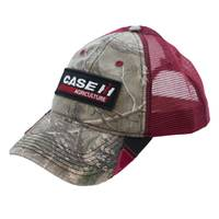 Case IH Men's Mesh Back Ball Cap from Blain's Farm and Fleet