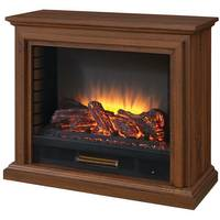 Pleasant Hearth Jefferson Oak Fairview Fireplace from Blain's Farm and Fleet