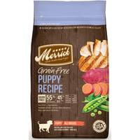 Merrick 25 lb Grain Free Chicken Puppy Food from Blain's Farm and Fleet
