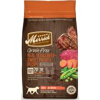 Merrick 25 lb Grain Free Texas Beef & Sweet Potato Dog Food from Blain's Farm and Fleet