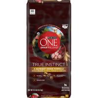 Purina One 27.5 lb Smartblend Tru Instinct Dry Dog Food from Blain's Farm and Fleet