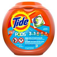 Tide Pods Ocean Mist Laundry Detergent Pacs from Blain's Farm and Fleet