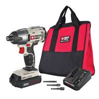 PORTER-CABLE 20V MAX Impact Driver Kit from Blain's Farm and Fleet