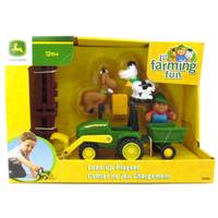 ERTL John Deere 1st Farming Fun Load-Up Playset from Blain's Farm and Fleet