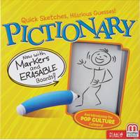 Mattel Pictionary Game from Blain's Farm and Fleet