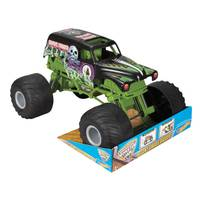 Hot Wheels Monster Jam Giant Grave Digger Truck from Blain's Farm and Fleet