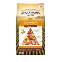 Whole Earth Farms 25 lb Grain Free Chicken & Turkey Dog Food from Blain's Farm and Fleet