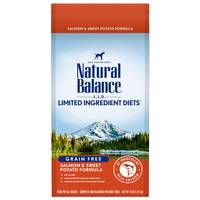 Natural Balance L.I.D. Sweet Potato & Fish Dog Food from Blain's Farm and Fleet