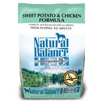 Natural Balance L.I.D. Sweet Potato & Chicken Dry Dog Food from Blain's Farm and Fleet
