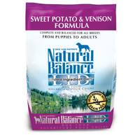 Natural Balance L.I.D. Sweet Potato & Venison Dry Dog Food from Blain's Farm and Fleet