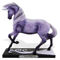 Trail of Painted Ponies Storm Rider Figurine from Blain's Farm and Fleet