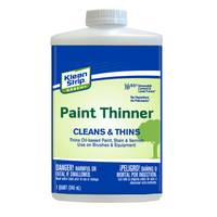 Klean-Strip Safer Paint Thinner from Blain's Farm and Fleet