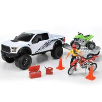 Tree House Kids Imagination Adventure Series Ford Raptor Play Set from Blain's Farm and Fleet