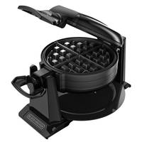Black & Decker Double Flip Waffle Maker from Blain's Farm and Fleet
