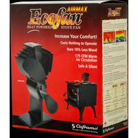 Caframo Heat-Powered AirMax Stove Fan from Blain's Farm and Fleet