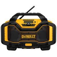 DEWALT FLEXVOLT Bluetooth Radio Charger from Blain's Farm and Fleet