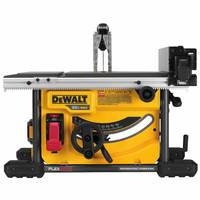DEWALT FLEXVOLT 60V Table Saw Kit from Blain's Farm and Fleet